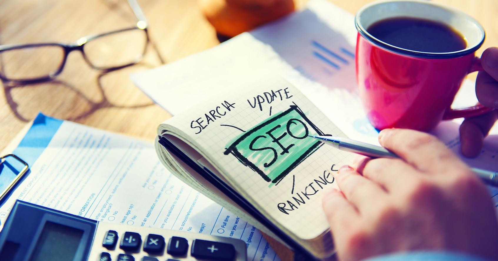 Otimização de Sites (SEO) » Meu site na Primeira Página do Google