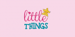 Little Things: naming e identidade visual